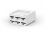 FASTIN-FASTON Receptacle Housing 6-pole