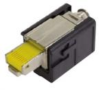 Han 3A RJ45 preLink connector insert