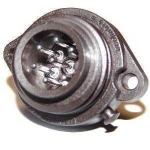 Amphenol ecomate Geräte-Stecker 6-polig + PE