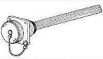AMP CPC Sealing Cap Assy., shell size 23