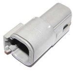 DEUTSCH Receptacle Housing 4-pole DTM-Series