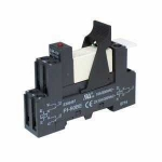 Complete Relay Modules (15,5mm) 2 C/O contacts 24V AC (screw terminals)
