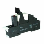Complete Relay Modules (15,5mm) 1 C/O contacts 230V AC