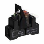 Complete Relay Modules (27mm) 2 C/O contacts 24V DC