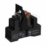 Complete Relay Modules (27mm) 3 C/O contacts 24V DC