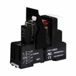 Complete Relay Modules (27mm) 4 C/O contacts 24V DC