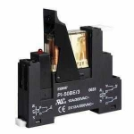 Safety Relay 1 N/O contacts / 1 N/C contacts 12V DC (screw terminals)