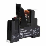 XT Complete Relay Modules 1 C/O contacts 24V DC (screw terminals)